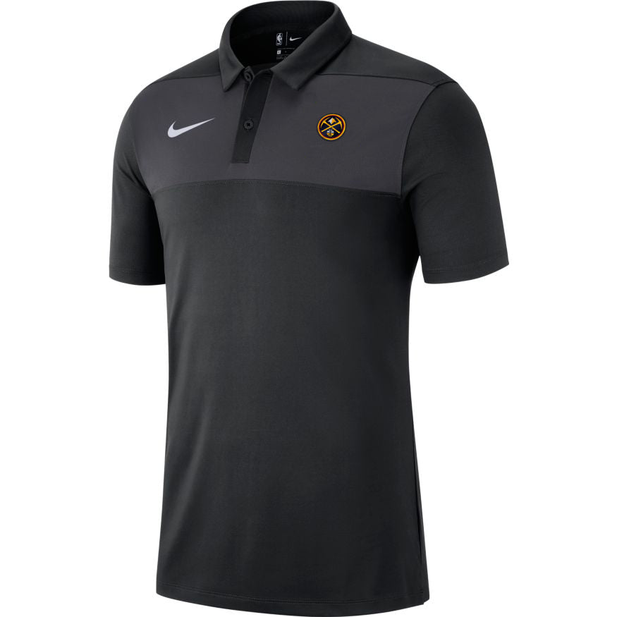 Nuggets Statement Polo - Black