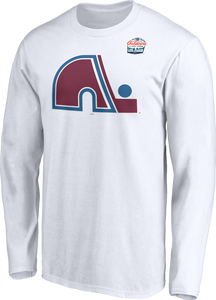 Avalanche L/S Lake Tahoe Primary Logo Tee