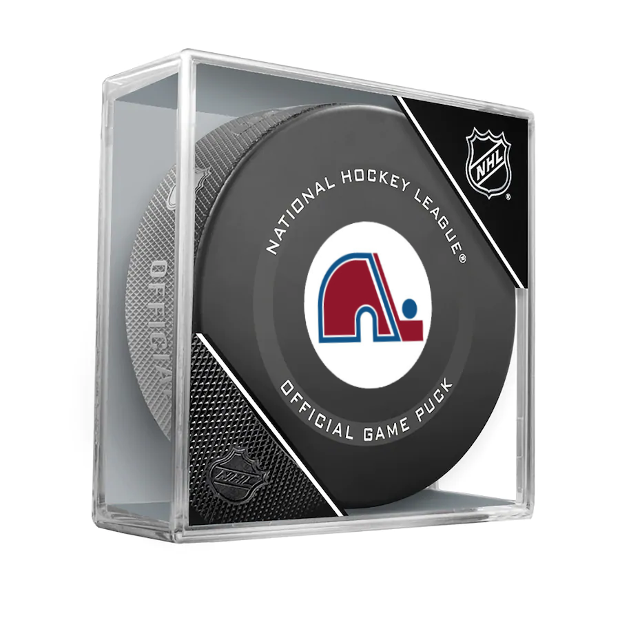 Avalanche Official Specialty Jersey Puck