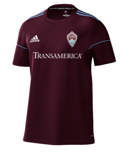 Competitive miSquadra CRYSC Game Jersey - Burgundy