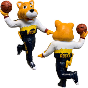Denver Nuggets Rocky Mascot Ornament