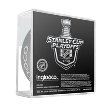 Official 2019 Stanley Cup Playoff Colorado Avalanche Puck