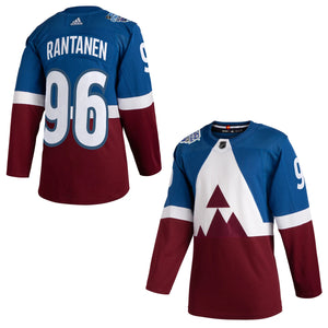 2020 Avalanche Stadium Series Authentic Jerseys