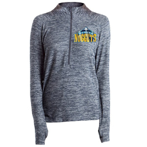 Space Dye Retro 1/4 Zip - Nuggets