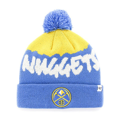 Underdog Pom Youth Knit - Nuggets