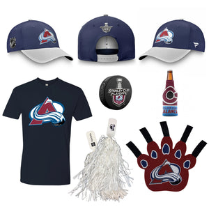 Colorado Avalanche Home Watch Party Kit