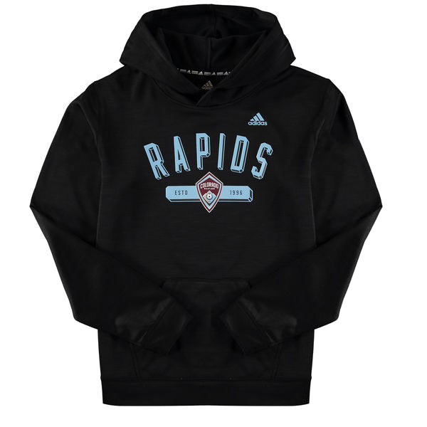YOUTH ULTIMATE PULLOVER HOODY - RAPIDS