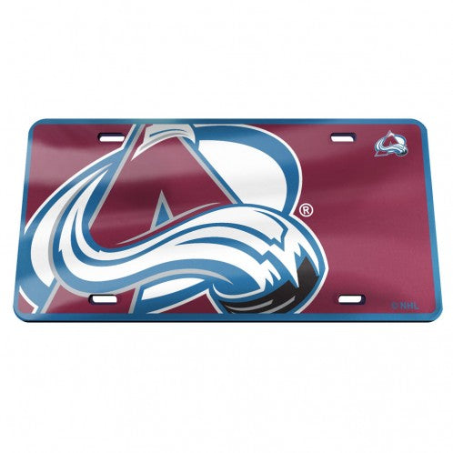 Avalanche Front Licenseplate