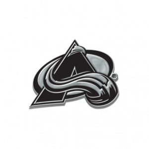 Avalanche Chrome Logo Emblem
