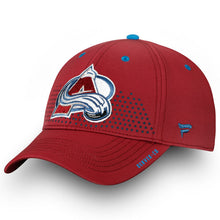 2018 Colorado Avalanche Draft Flex Fit Hat
