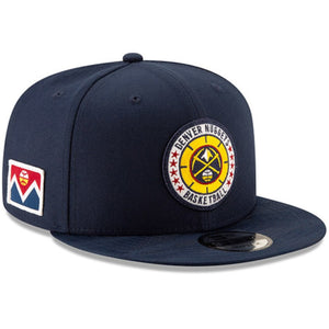 Nuggets Tip Off Snapback