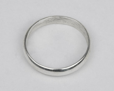 Hemicyl Ring Band, Classic (3.8mm)