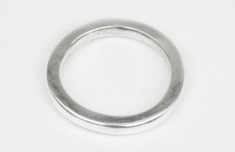 Quadril Ring Band, Macro (3.0mm)