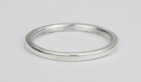 Quadril Ring Band, Mini (2.0mm)