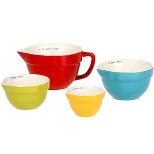 Ceramic Measure Cups