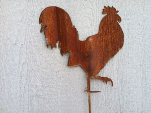 Tin Rooster Stake