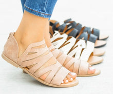 Desmond Gladiator Sandals (3 Colors)