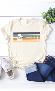 Utah Home Graphic Tee