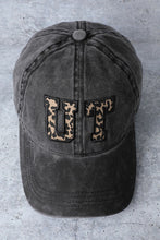 Utah Baseball Cap in TWO COLORS