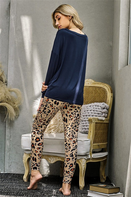 Leopard Loungewear Set (S-2XL)