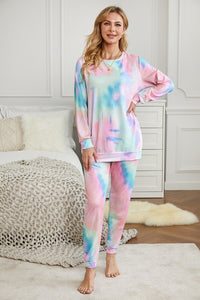 Snuggle Down Tie Dye Lounge Set (S-2XL)