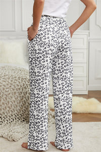 Leopard Print Lounge Pants (S-XL)
