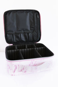 No Time to Spare Makeup Bag (4 colors)