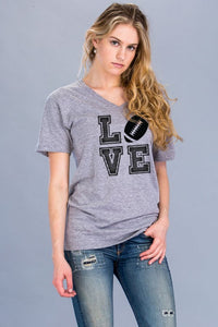 LOVE Football - Large
