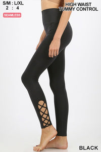 Criss Cross Legging