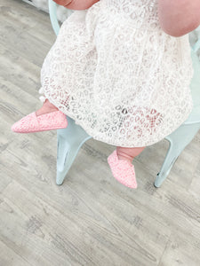 Soft Sole Lace Flats (4 Colors)