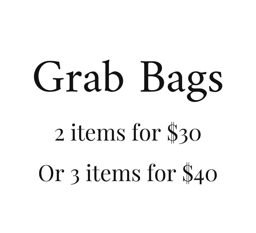 Limited Time Grab Bags
