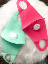 Adult Valve Mask in Multiple Colors