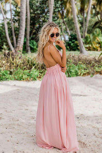 Once in a Lifetime Flowy Maxi Dress (2 Colors)