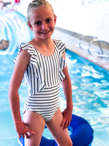 Kids Ruffle One Piece