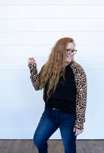 The Exotic Leopard Pullover