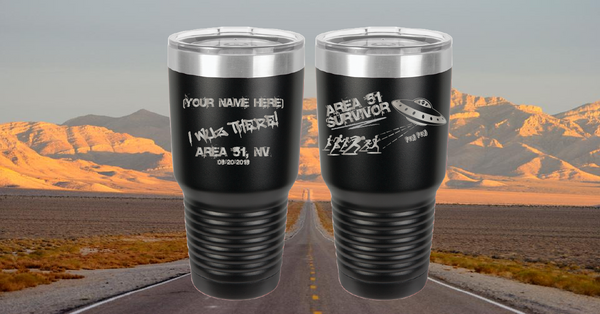 Area 51 Proof Tumbler