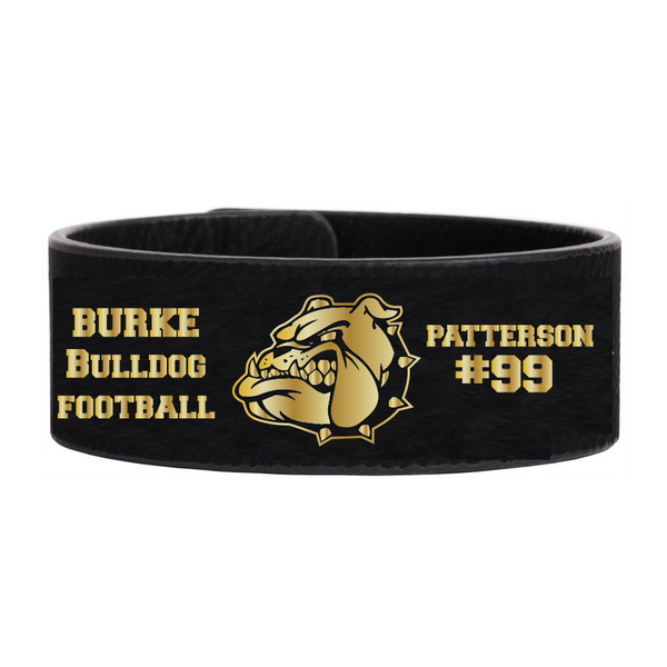 Burke Leatherette Wrist band
