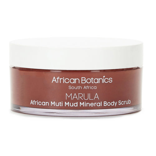 African Muti Mud Body Scrub