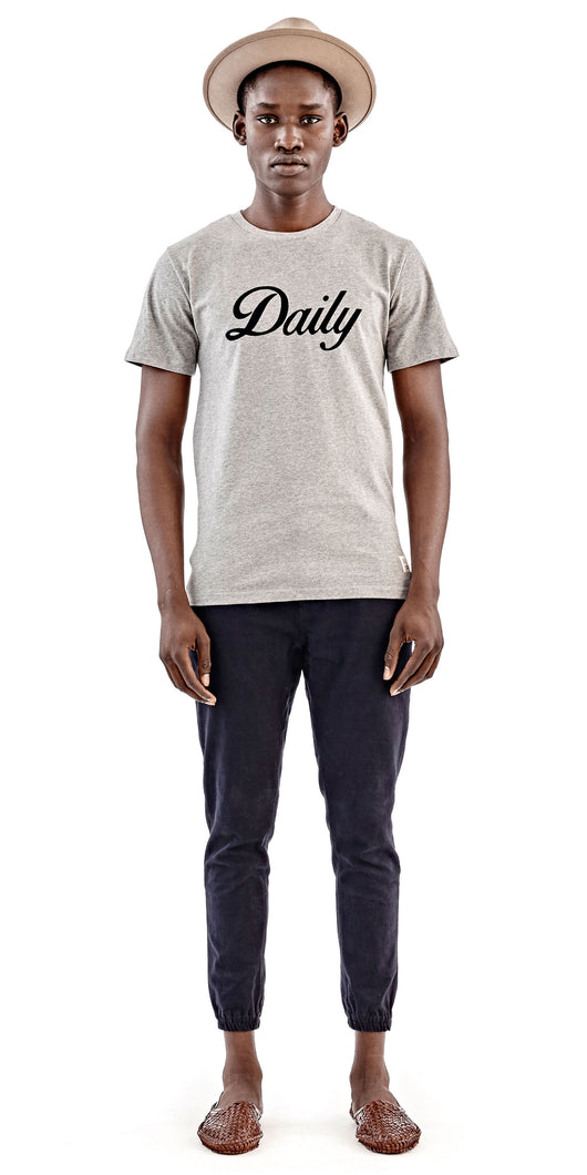 Daily Paper Grey Daily T-Shirt