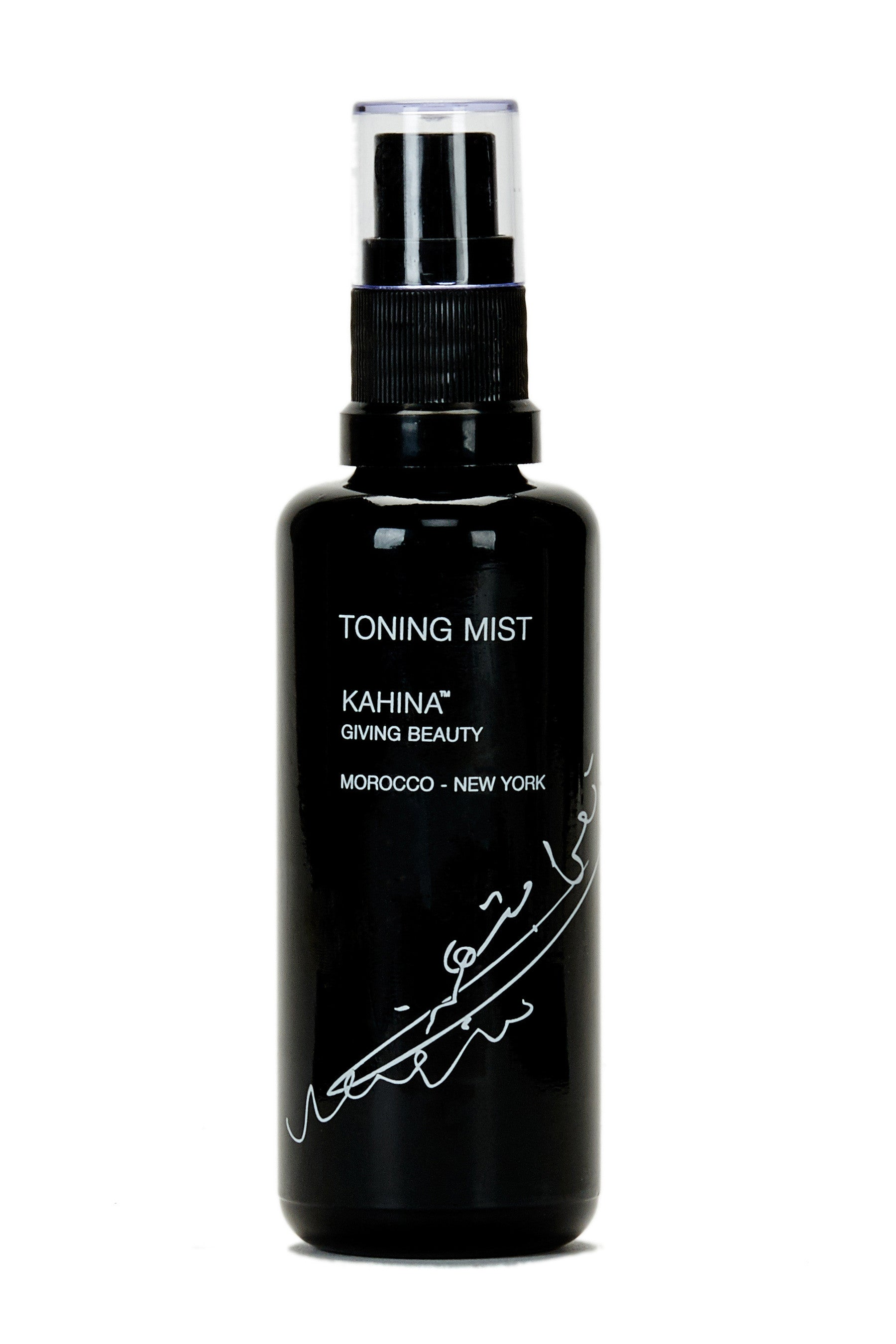 Toning Mist - Kahina Giving Beauty - OXOSI