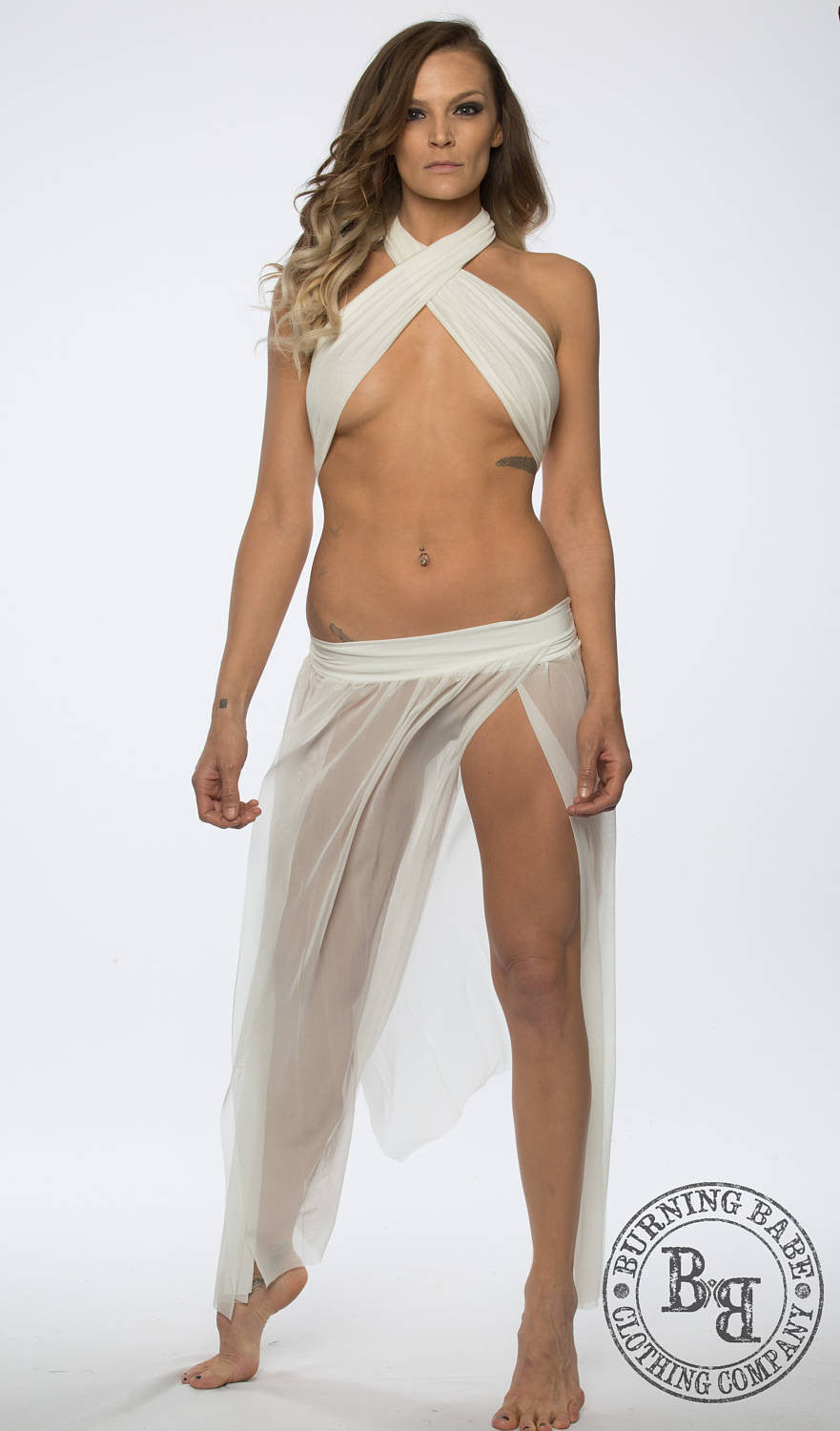 Beach Sarong - burningbabeclothingco