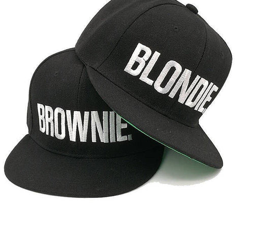 Brownie Blondie Hats