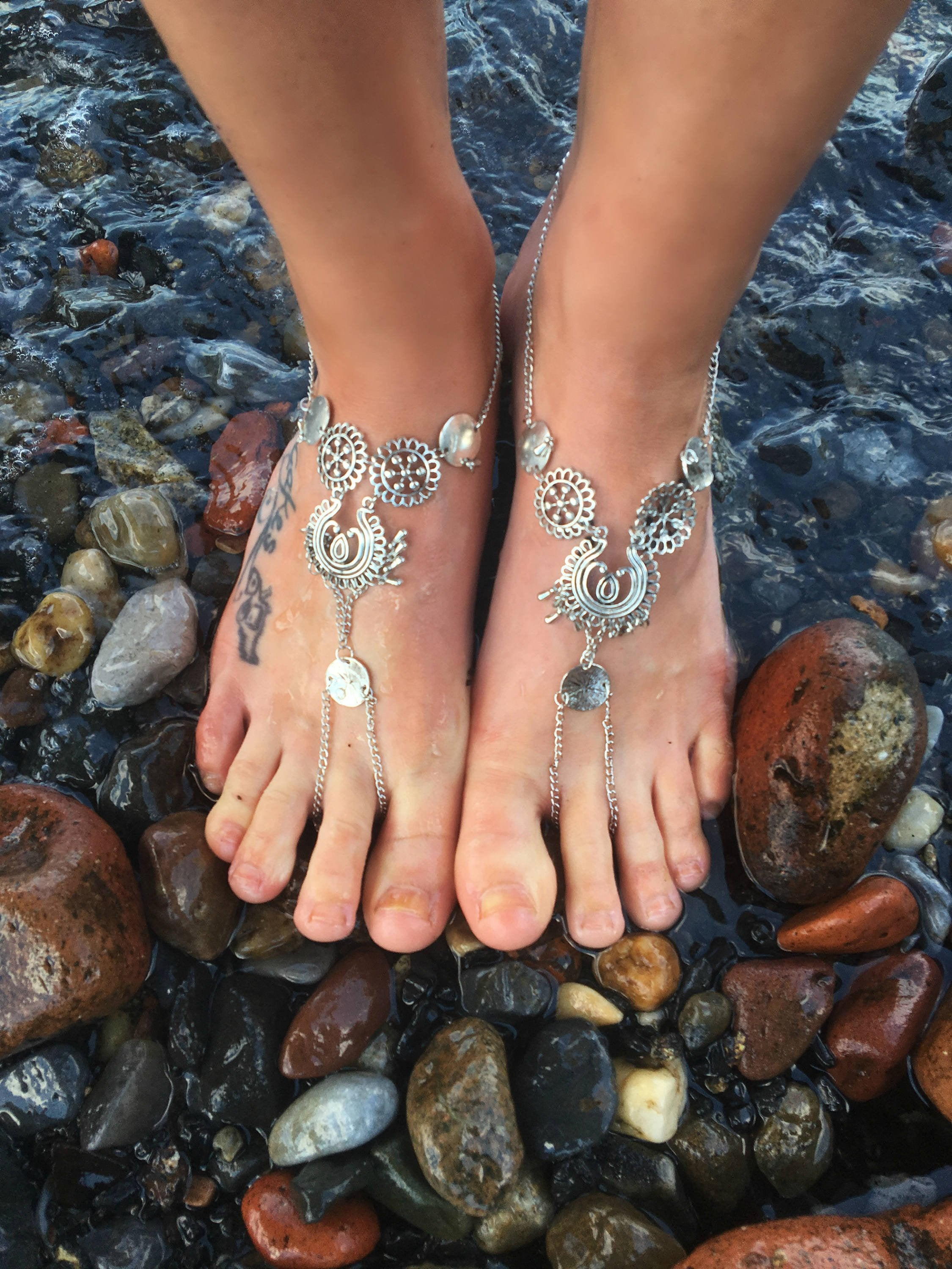 Barefoot Sandals - burningbabeclothingco