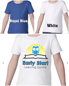 "Early Start ""Logo"" T-shirt"