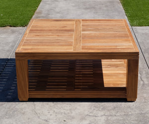 Chatsworth Teak Outdoor Coffee Table