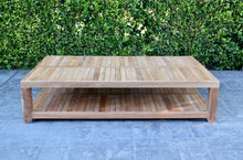 "Chatsworth Teak Outdoor 72"" Rectangular Coffee Table"