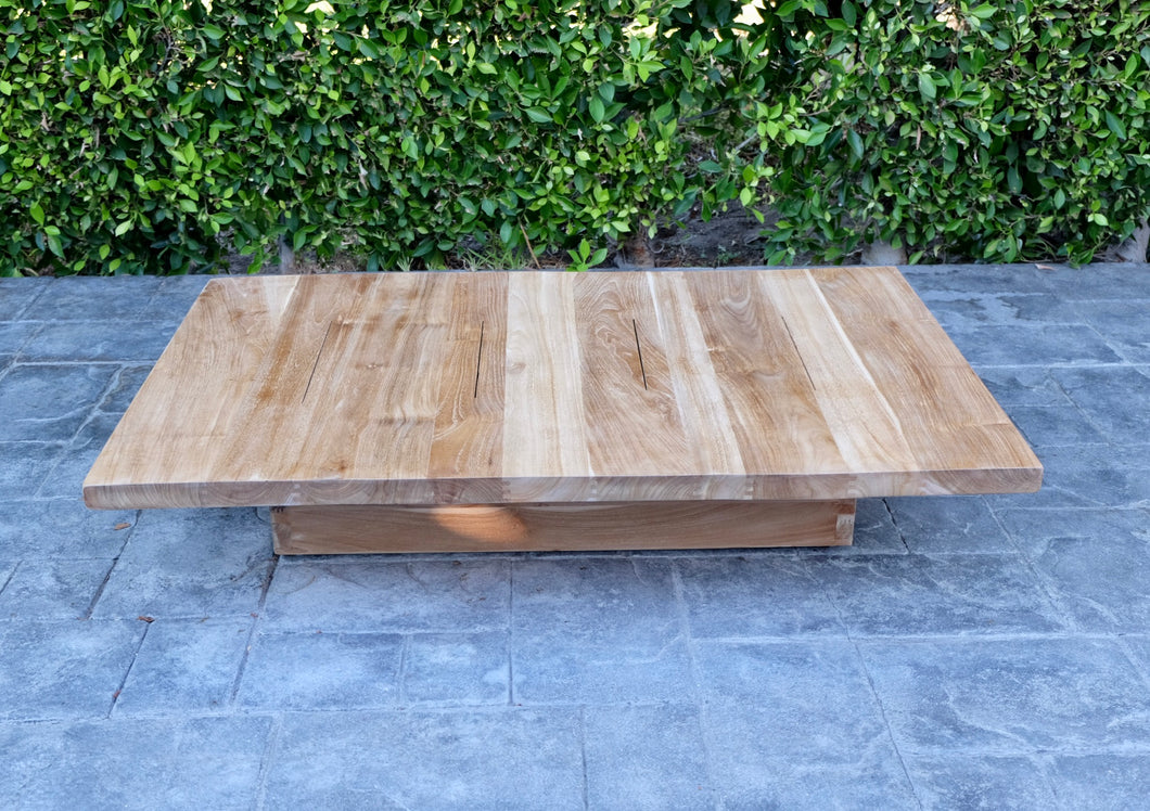 Hermosa Teak Jr. Outdoor Coffee Table 32