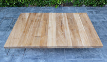 "Hermosa Teak Jr. Outdoor Coffee Table 32""x49"""
