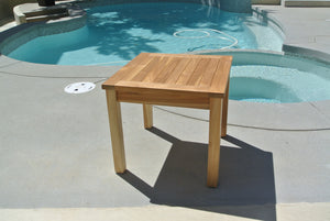 Teak Occasional Table