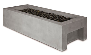 "60"" Paseo Natural Stone Outdoor Fire Bowl"